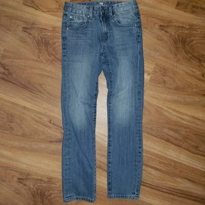 7 For All Mankind Skinny Jeans size 8
